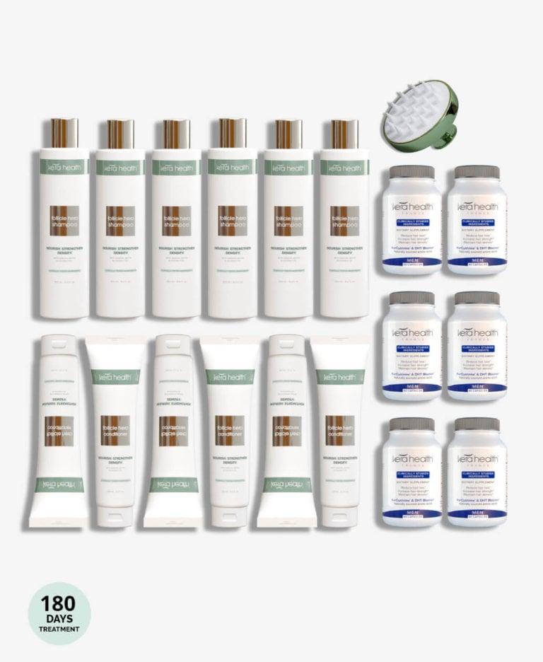 KeraHealth 360 Hair Health Plan for Men