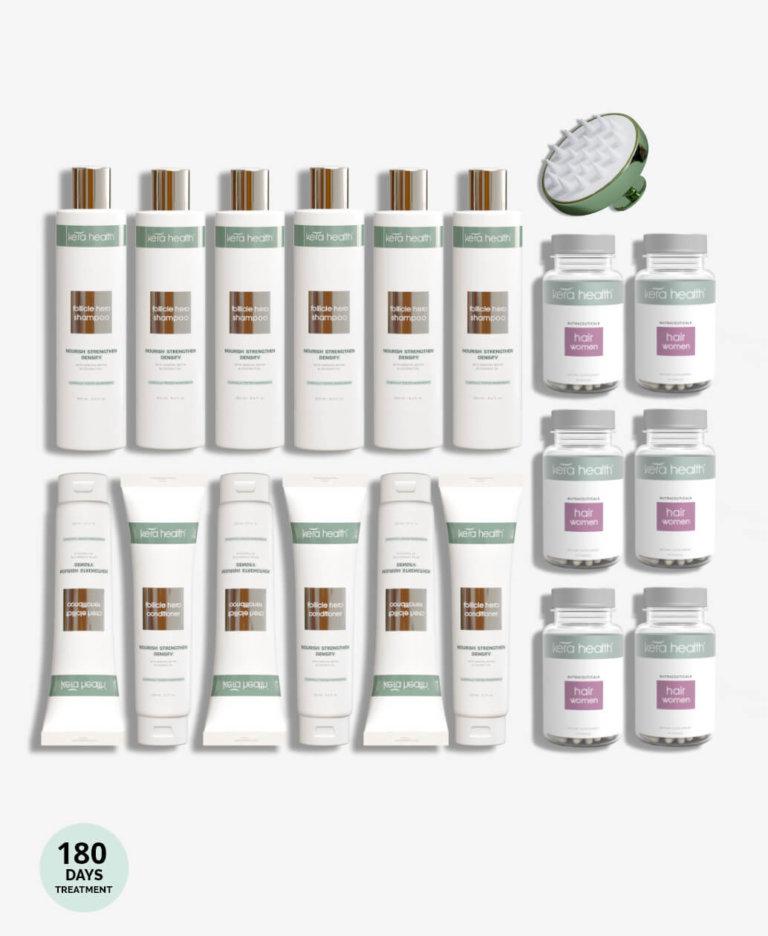 KeraHealth 360 Hair Health Plan for Women